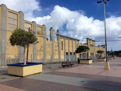 Las obras del futuro Parque Deportivo del Cabildo de Gran Canaria podrían concluir en cuatro meses