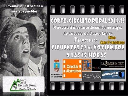 Este sábado comienza la muestra 'El Corto Circuito Rural'