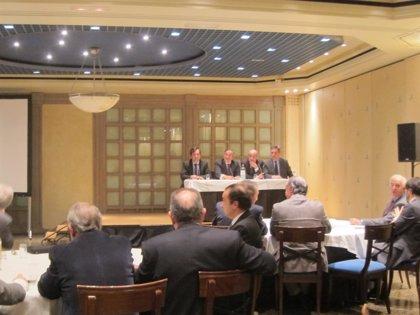 Las confederaciones empresariales aragonesas muestran su apoyo a la reelección de Rosell