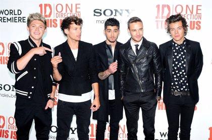 One Direction bate récords en Billboard con Four, su nuevo disco