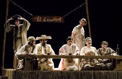 El Rialto explora la dificultad de hacer el bien con la de Bertolt Brecht 'L'ànima bona de Sezuan'