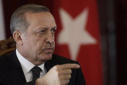 """Erdogan dice que """"los extranjeros"""" no pueden solucionar los conflictos regionales y que sólo buscan riquezas"""