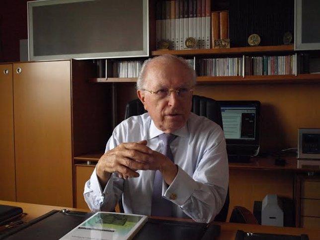 Presidente de la Academia Mexicana de la Lengua, Jaime Labastida