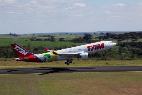 Avió de TAM Airlines