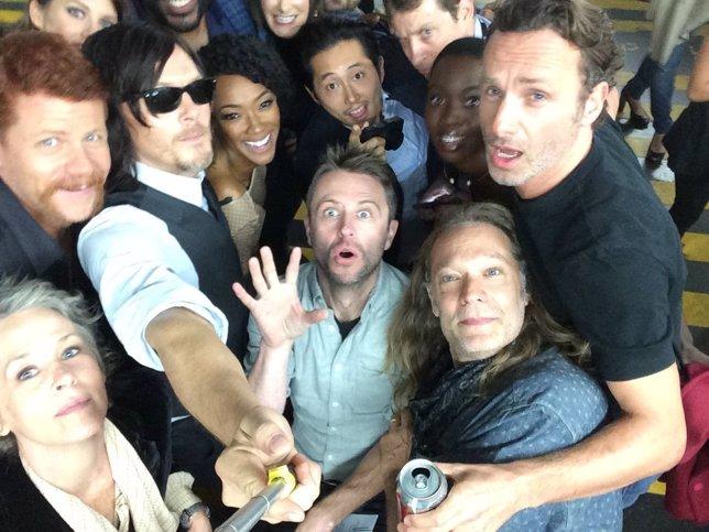 The Walking Dead: Los 10 mejores memes de la quinta temporada