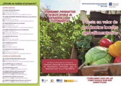 Los 14 Centros Integrales de Desarrollo de Badajoz defiende el consumo de productos locales