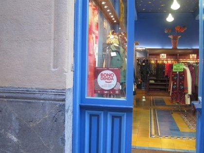 Las ventas del comercio minorista en Galicia suben en octubre un 1%, por debajo de la media estatal