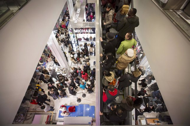 Black Friday, Compras, Nueva York