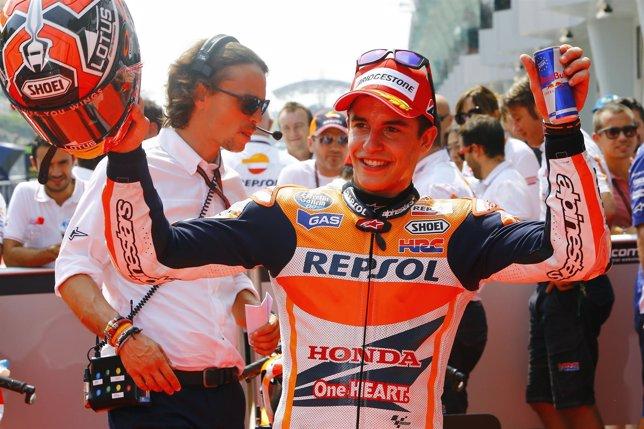 GP Malasia MotoGP Marc Márquez