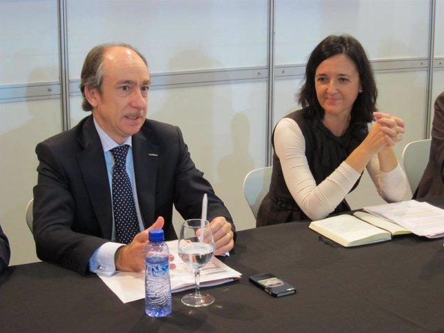 Antonio García y Arantxa Esteban (Das WeltAuto)