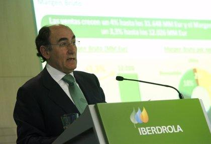 Iberdrola ofrece a sus accionistas nuevos títulos de forma gratuita