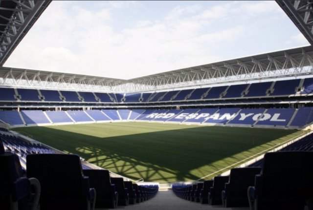 El Estadio Del RCD Espanyol, Cornellà-El Prat