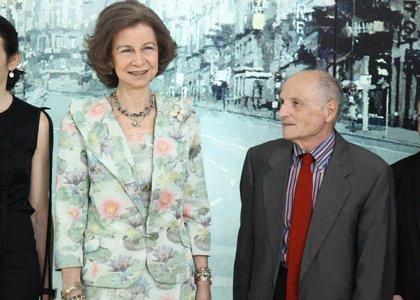 El retrato de la Familia Real de Antonio López se verá a partir del jueves