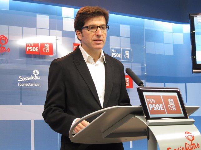 El diputado Juan Moscoso del Prado.