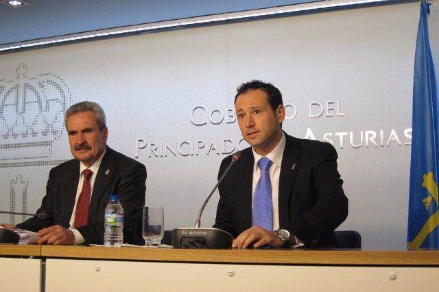 Graciano Torre y Guillermo Martínez