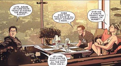Marvel 'mata' a Los 4 fantásticos de FOX