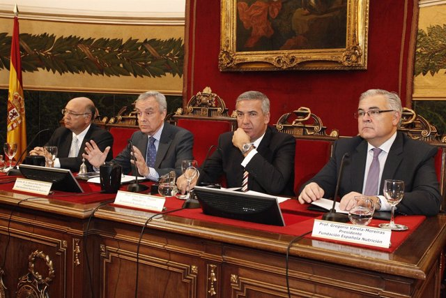 Sesión 'Balance energético y encuestas alimentarias'