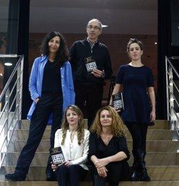 Presentación de 'Mujeres de Cine. La mirada de 10 directoras españolas'