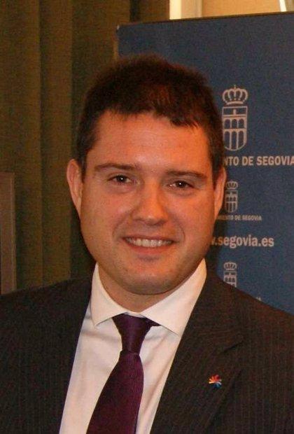 Javier Arranz mantiene su agenda el fin de semana como edil de Deportes de Segovia pese a su anuncio de dimisión