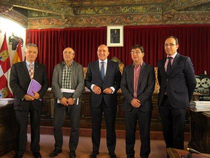 El Pleno de la Diputación de Valladolid aprueba las cuentas de 2015 con la inclusión de 21 enmiendas de PSOE e IU