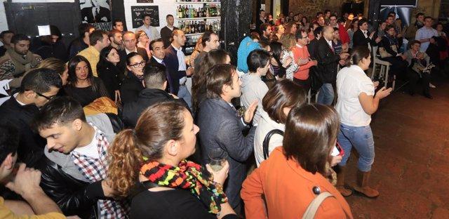 Encuentro de Business Hub