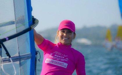 Blanca Manchón acaricia el podio en la Copa del Mundo de Abu Dhabi