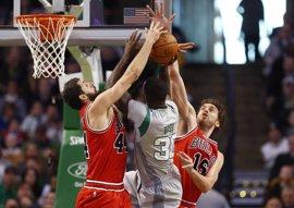 Los Bulls resurgen en Boston