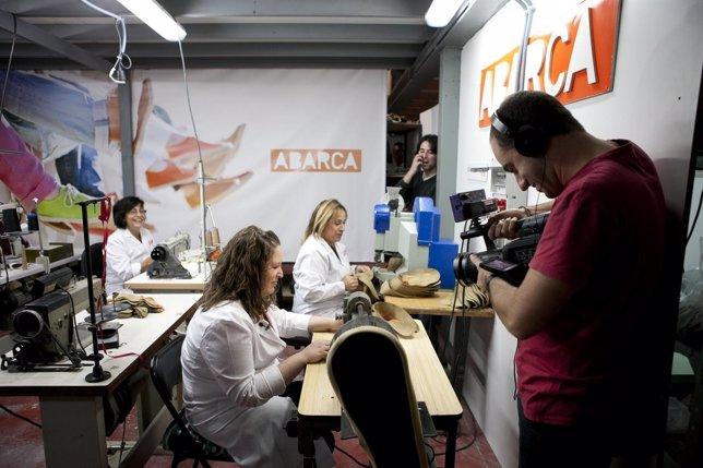 Instalaciones de Abarca Shoes