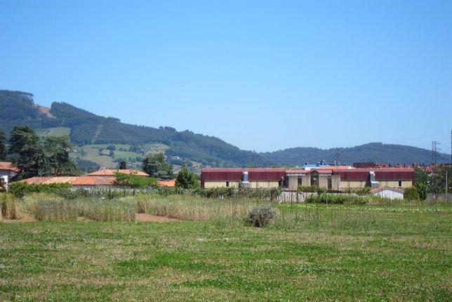Instalaciones Del Serida En Villaviciosa