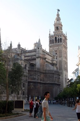 Catedral y la Giralda de Sevilla