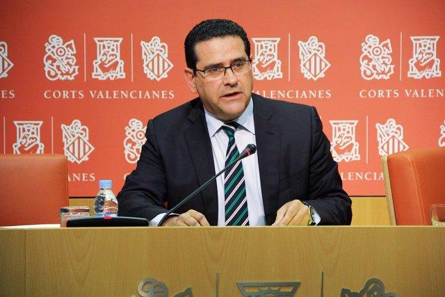 Jorge Bellver en una imagen de archivo