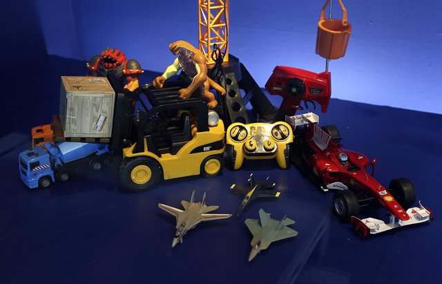 Recurso juguetes infantiles