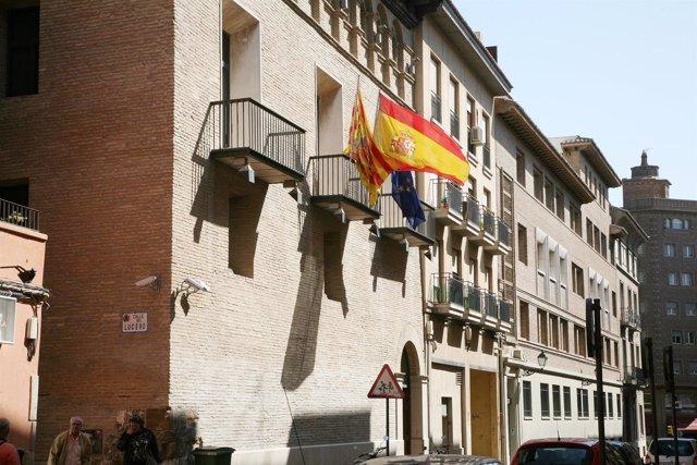 Sede de Justicia de Aragón
