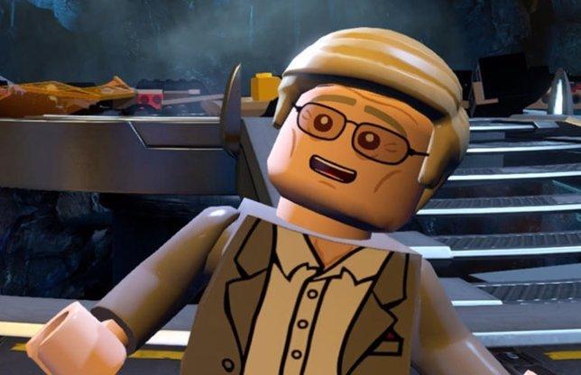 Bruce Wayne en Lego