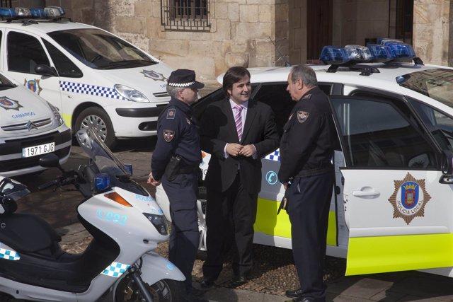 Policía Local Camargo