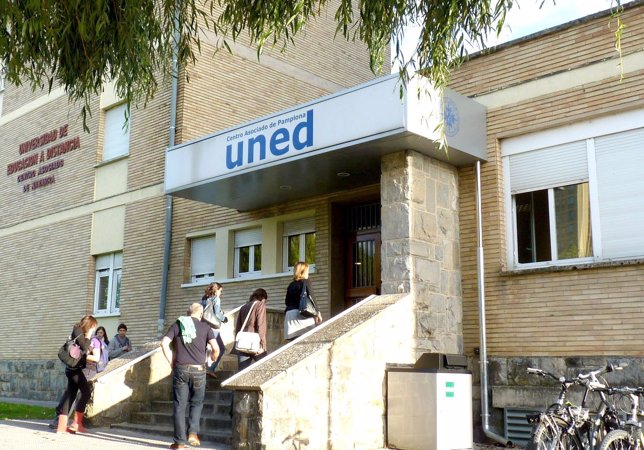 Centro de la UNED de Pamplona