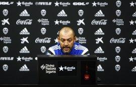 """Nuno: """"Vamos a salir a ganar, el equipo lo va a dejar todo"""""""