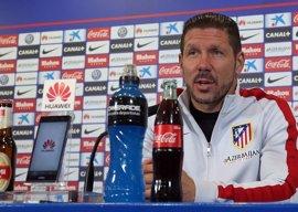 """Simeone: """"Tenemos que hacer un inicio fuerte"""""""