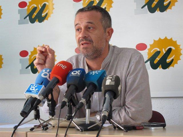 José Antonio Castro, IU