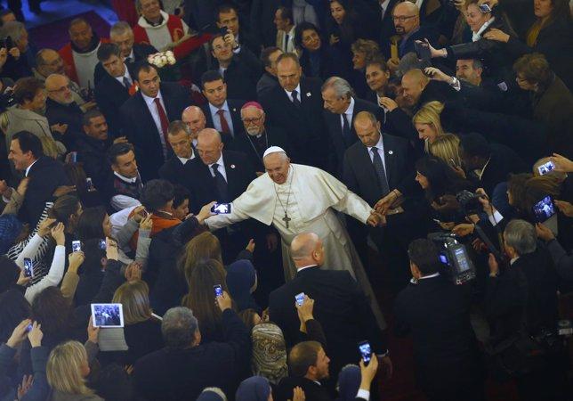 Visita del Papa Francisco a Turquía