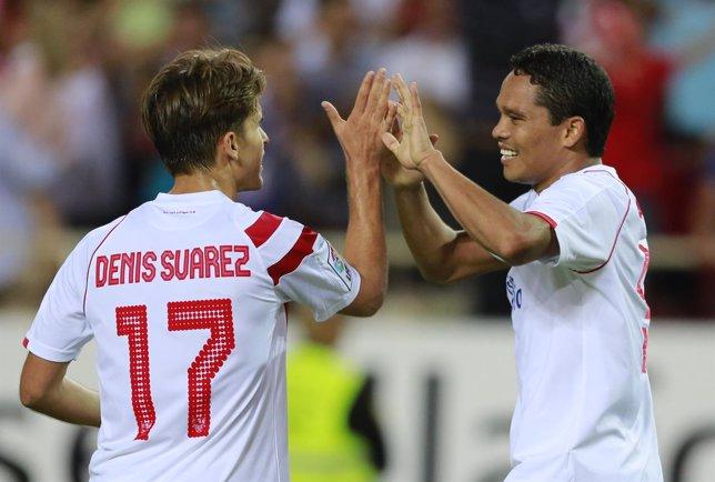 El Sevilla remonta al Villarreal y se pone colíder