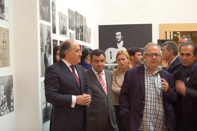 Exposición Paco de Lucía