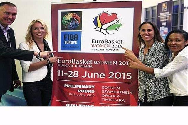 España, en el sorteo del Eurobasket 2015