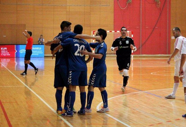 El Inter Movistar en la UEFA Futsal Cup 2014/15