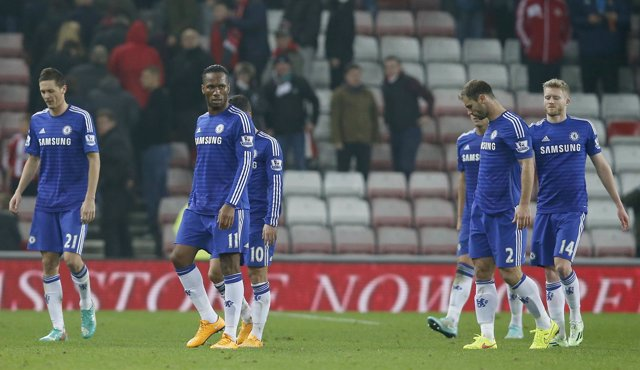 El Sunderland frena a un Chelsea que sigue invicto