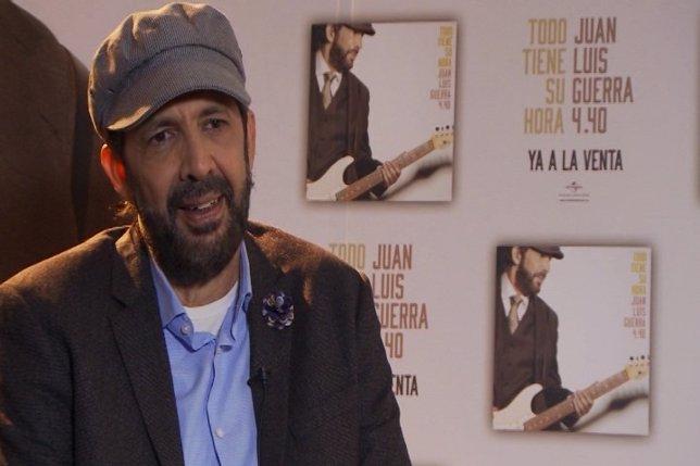 Juan Luis Guerra presenta nuevo álbum