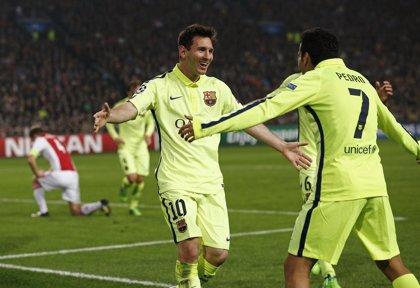 Messi, entre los favoritos a finalistas al Balón de Oro 2014
