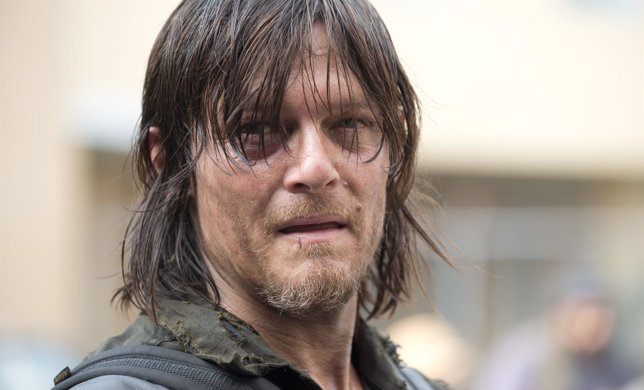 Norman Reedus como Daryl Dixon - The Walking Dead, quinta temporada