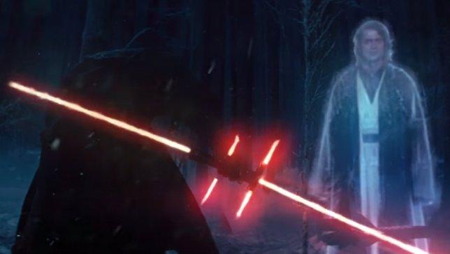 Star Wars VII, versión George Lucas