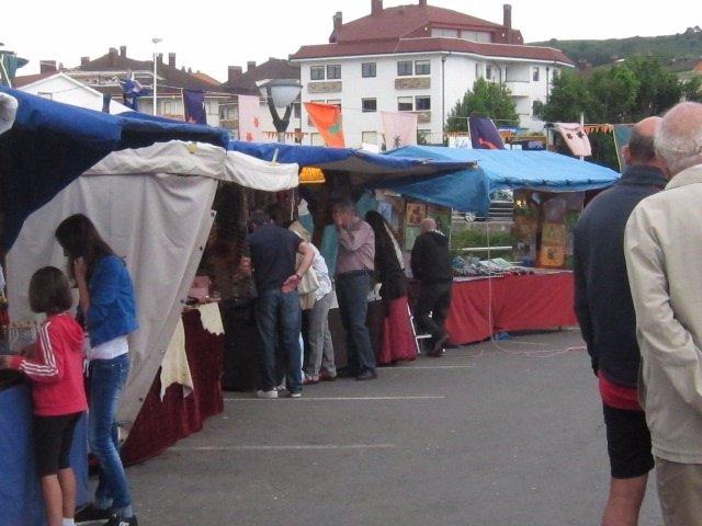 Mercado, Mercadillo En Cantabria